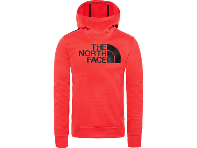 best sneakers 43229 5a094 The North Face Train N Logo Pullover Herren tnf red